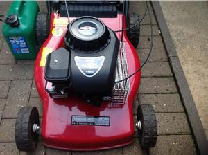 Mountfield petrol mower in Horncastle