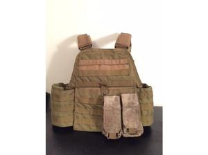 PUNISHER TAN PLATE CARRIER in Sutton Coldfield