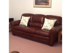 Settee, Armchair and footstool in Wakefield
