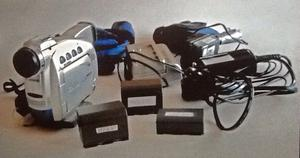 Video Camera and accessories.