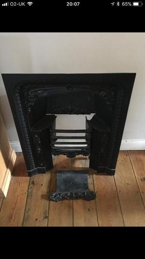 's Victorian Fireplace