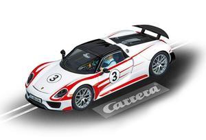 """Carrera  Evolution Porsche 918 Spyder, """" no. 3 """" - New"""