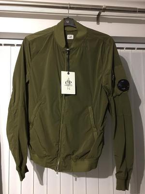 Cp company olive jacket
