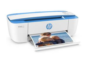 HP DeskJet White  All In One Wireless Printer