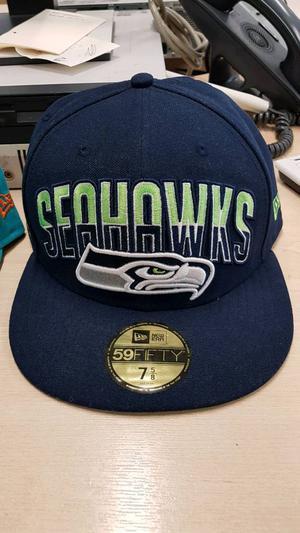 New Era NFL 59FIFTY baseball capsfor sale- SEATTLE SEAHAWKS