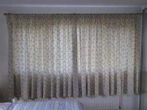 Pair of Jonelle Ready Made Curtains