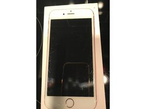 iPhone 6s 64GB in rose gold in Dukinfield