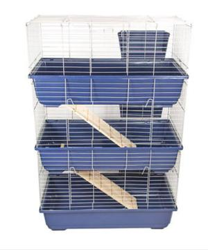 3 tier indoor guinea pig cage (used)