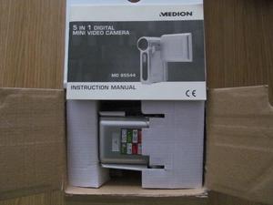 5 in 1 Digital Mini Video Camera