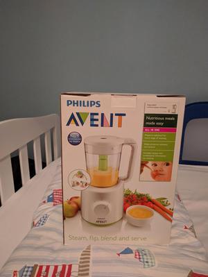 Avent Baby Food Steamer & Blender