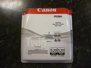 CANON PIXMA TWIN PACK INK TANKS BLACK
