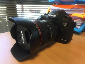 Canon 5D mark iii - Body only - mint condition