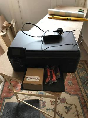 Free HP Photosmart B110a all in one printer/scanner/copier