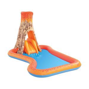 """H2Ogo! Volcano Splash Island Pool 9.1' x 69"""" x 59"""""""