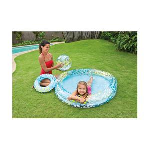 Intex Inflatable Stargaze Kiddie Pool Set