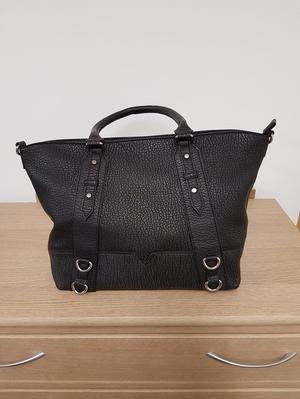 Ladies soft leather bag