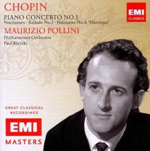 Maurizio Pollini - Chopin: Piano Concerto No.1; No... -