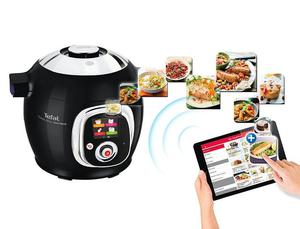 Tefal Cook4me Connect Smart Multicooker - new in sealed box