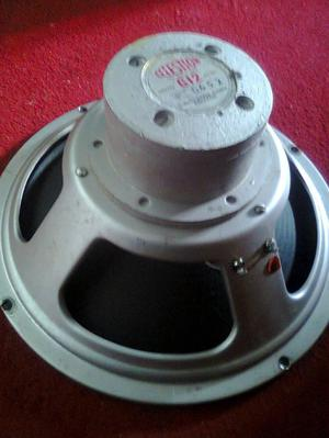 Vintage T Celestion G12 alnico 12 inch speaker driver Ma