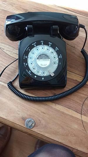 Vintage style phone