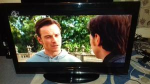 sanyo 42 inch lcd tv,full p hd,freeview,3 x hdmi,GWO,in Torquay.