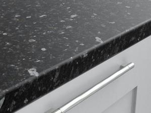 Black Slate Matt Kitchen Unit Worktops -  x 600 x 40mm - BRAND NEW