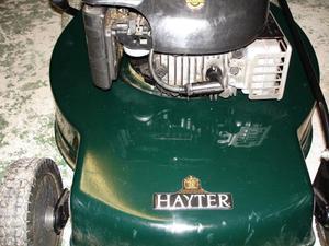 Hayter motif 53 petrol lawn mower