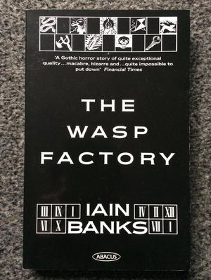 The Wasp Factory by Iain Banks, Paperback, VG Condition