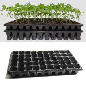 Vegetable Holes Flower Seeds Growing Tray Garden