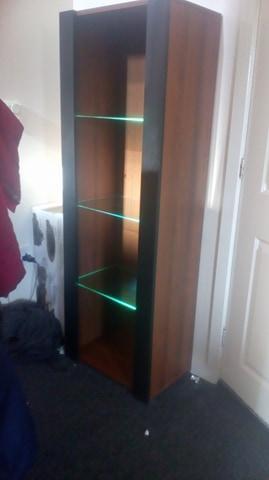 tv unit / LED cabinet / mirror