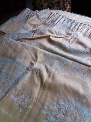 """CURTAINS 66"""" wide x 72"""" long"""