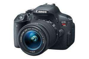 Canon EOS Rebel T5i 18.0MP Digital SLR Camera - Black (Kit