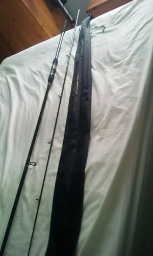 John Wilson Super Specialist Ryobi Masterline fishing rod
