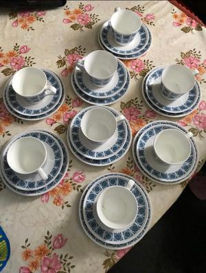 Royal Tuscan bone China set