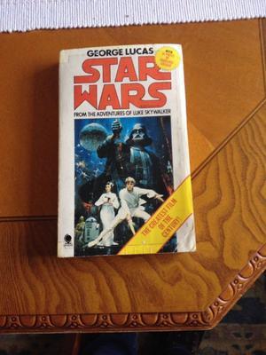 STAR WARS SPHERE BOOKS  George Lucas Paperback