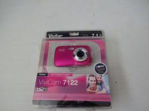 Vivitar Vivicam  Pink Digital Camera 7.1 Megapixel BNIP
