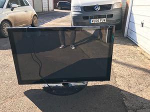50 inch plasma tv LG