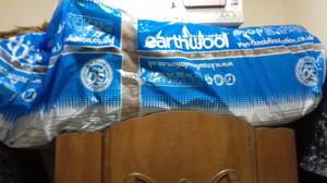 Earth wool