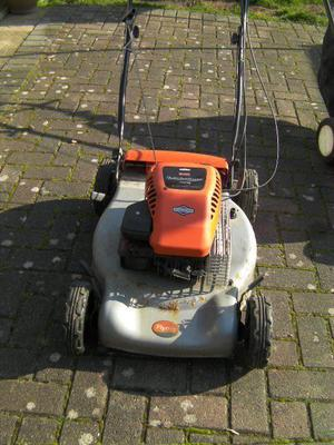 Flymo Petrol Mower