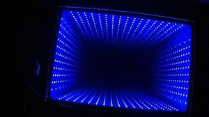 'Infinity' Mirror with LED'S