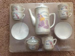 My little pony china tea set