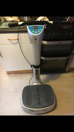 Offers Fitness machine vibrating plate