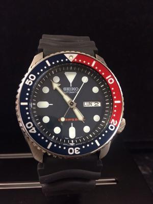 Seiko Diver Automatic Rubber Strap SKX009K1