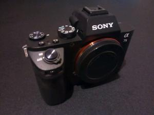 Sony a7ii - body only with grip