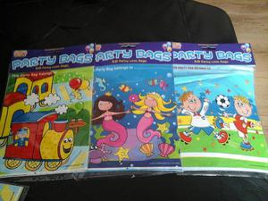 job lot of 45 packs of party bags