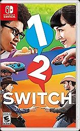 1 2 SWITCH Nintendo Switch Game