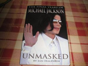 3 Michael Jackson Books