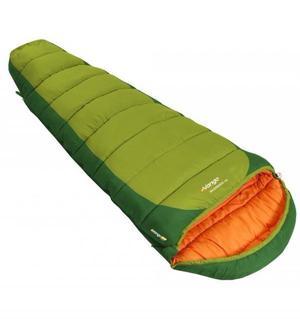 AS NEW Vango Wilderness 250 Full Size Sleeping Bag (Green)