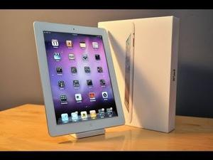 "BRAND NEW 2nd Generation I pad 2 White 10"" UNLOCKED £120"