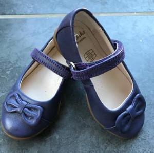 "Clarke's ""My First"" Shoes - Dance Harper"